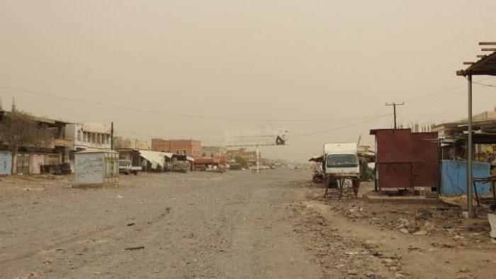 ضربات بالهاون الحوثي تطال منازل في حيس