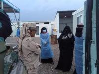 """""""انتقالي أبين"""" يحصر احتياجات مركز العزل في زنجبار"""