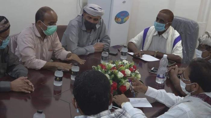 خطة استباقية في الغيضة لوقايتها من الأمراض الوبائية