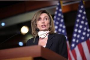 رئيسة مجلس النواب الأمريكي: زيادة وجود الجيش في واشنطن أمر مقلق