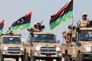 الجيش الليبي يسيطر على منطقة السبيعة