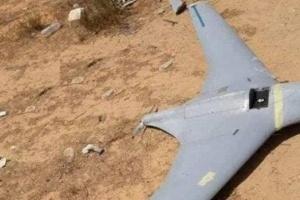الجيش الليبي يسقط طائرة تركية مسيّرة