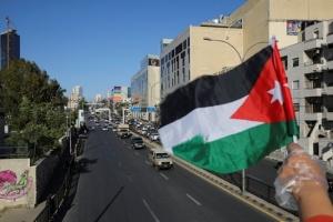 تطبيق فرض الحظر الشامل الأخير في الأردن