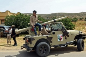 ليبيا.. قوات الوفاق المدعومة من تركيا تدخل ترهونة