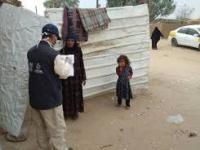 مفوضية اللاجئين: مساعدات نقدية لـ600  ألف نازح لإيجاد مأوى