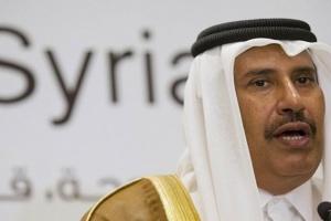شاهد.. تسريب يؤكد إدارة حمد بن جاسم للفساد الاقتصادي في قطر