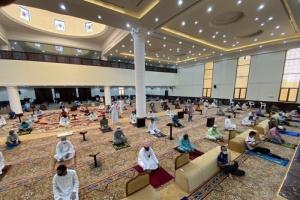 منابر المساجد السعودية تحتشد للحديث عن إجراءات مواجهة كورونا بصلاة الجمعة