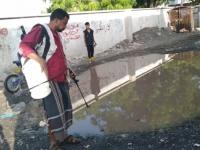 مبادرة لمكافحة البعوض الناقل للأوبئة في الحبيلين