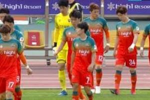 جانجون يقلب تأخره لفوز ثمين ويتصدر الدوري الكوري مؤقتا