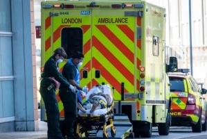 بريطانيا تتجاوز 40 ألف وفاة بفيروس كورونا