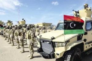 الجيش الليبي يطالب الأمم المتحدة بوضع حد للانتهاكات التركية ضد الليبيين