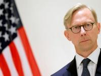 هوك: أمريكا ستواصل سياسة العقوبات على إيران لدفعها نحو التفاوض