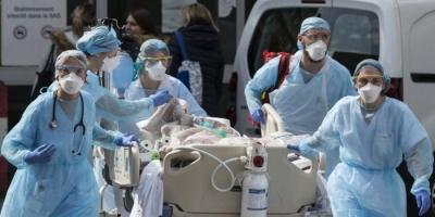 فرنسا تُسجل 46 وفاة بكورونا والإجمالي يصل 29111