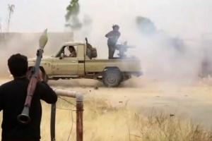 أمريكا تدعو الأطراف في ليبيا إلى الحوار ووقف إطلاق النار