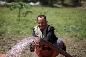 الإنمائي: اليمن أكثر بلدان المنطقة شحة بالمياه
