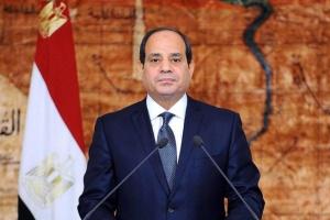 الرئيس المصري يُعلن عن مبادرة سياسية لإنهاء الأزمة في ليبيا