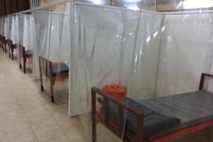أطباء بلا حدود: حجر الأمل استقبل 228 مريضاً خلال مايو