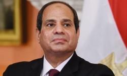 السيسي يؤكد على فخره برعاية مصر للمبادرة الليبية