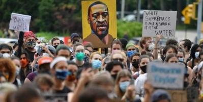 دعوات للحشد في واشنطن للتظاهر ضد العنصرية ومقتل فلويد