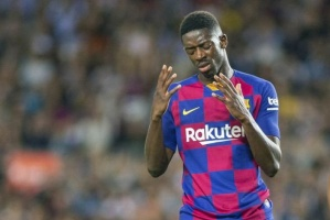 برشلونة يقرر التخلي عن ديمبلي