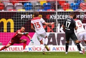 فورتونا دوسلدورف يتعادل أمام هوفنهايم بالدوري الألماني