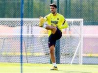 رسميا.. سواريز جاهز للمشاركة في مباريات برشلونة المقبلة