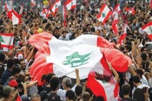 """رفضاً لمليشيات حزب الله.. هاشتاج """"لبنان ينتفض"""" يتصدر ترندات تويتر"""