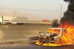 في واقعة حرق السيارة.. السفير الأفغاني بطهران يتهم الشرطة الإيرانية