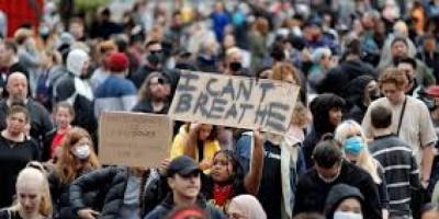 ولاية فيلادلفيا تشهد تظاهرات حاشدة بسبب فلويد