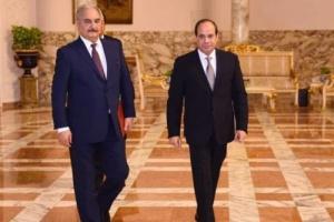 الجيش الليبي يثمن مبادرة مصر تجاه ليبيا
