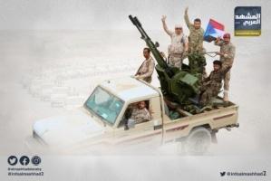 وسط خسائر فادحة للمليشيات..القوات الجنوبية تتصدى لهجوم إخواني في وادي تسلا