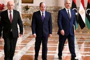 بكري يطرح تساؤل بشأن مصير المبادرة المصرية لحل الأزمة الليبية