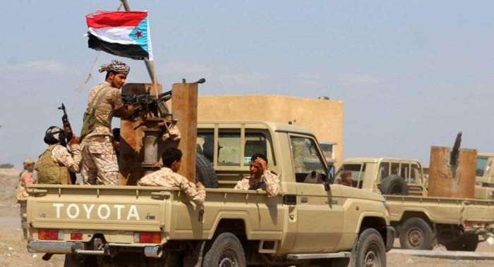 القوات الجنوبية تطارد مليشيا الإخوان بأطراف وادي سلا