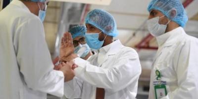 الصحة السعودية: ارتفاع إجمالي حالات الإصابة بكورونا إلى 101914