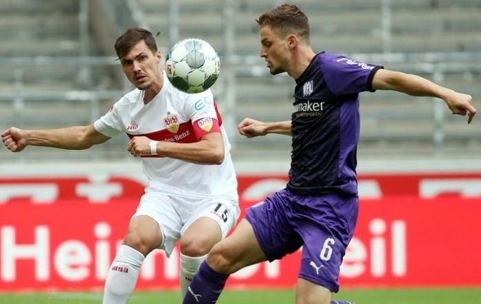 التعادل السلبي يحسم مباراة شتوتجارت وأوزنابروك في دوري الدرجة الثانية الألماني