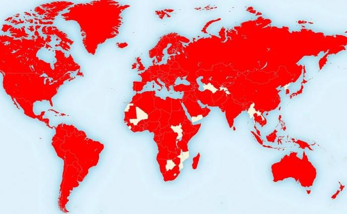 وفيات كورونا حول العالم تتجاوز 400 ألف