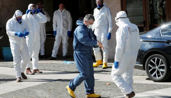المكسيك تسجل 3484 إصابة جديدة بفيروس كورونا