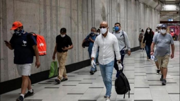 تشيلي تسجل 96 إصابة جديدة بفيروس كورونا