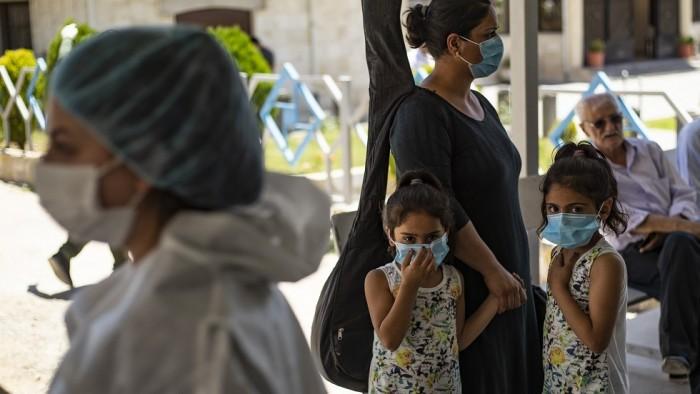 كورونا.. فرض حجر صحي على بلدة في ريف دمشق
