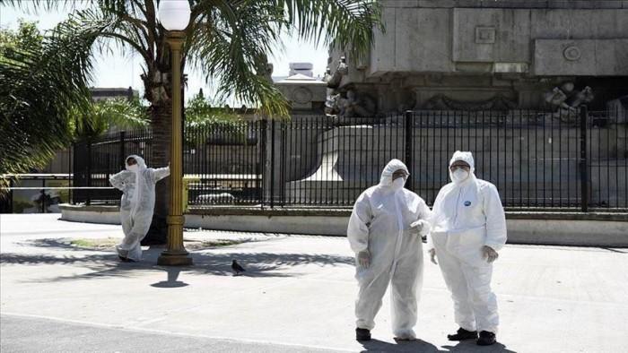 ارتفاع وفيات ومصابي فيروس كورونا في البرازيل