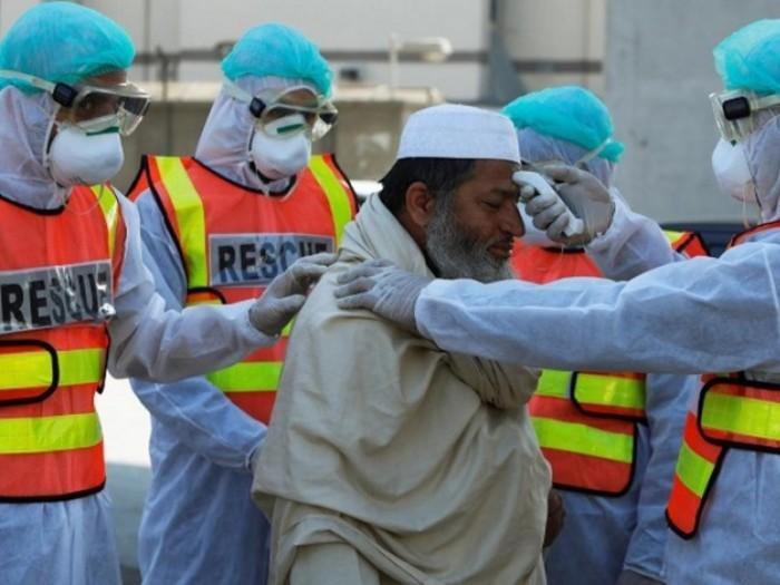 باكستان تُسجل 4728 إصابة جديدة بفيروس كورونا