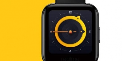 ريلمي تزيح الستار عن الساعة الذكية Realme Watch الجديدة