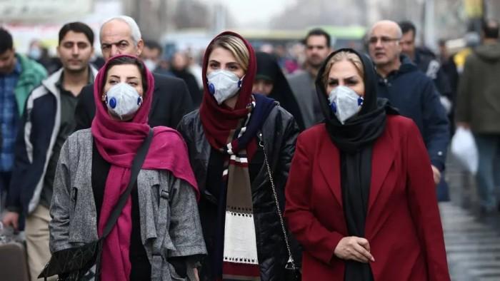 إيران تُسجل 70 وفاة و2043 إصابة جديدة بفيروس كورونا