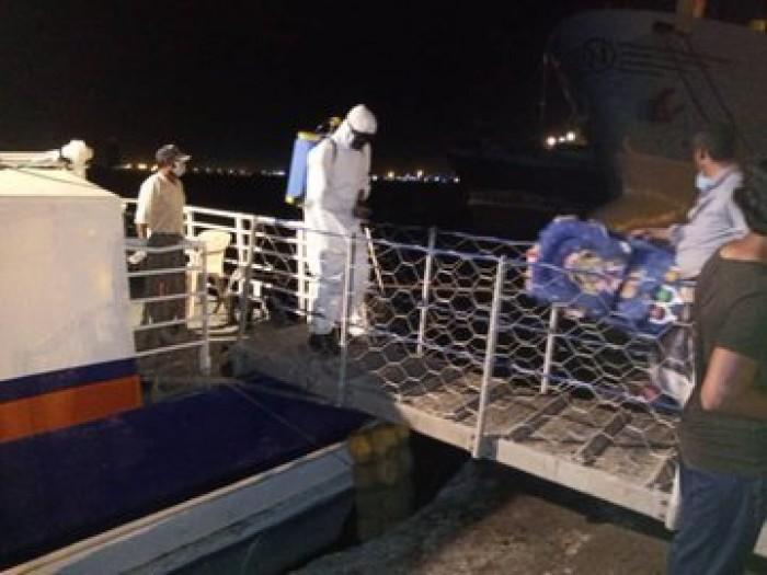 146 عالقا في جيبوتي يصلون إلى ذُباب