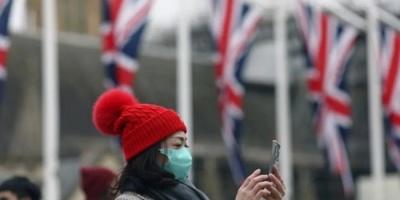 بريطانيا تُسجل 55 وفاة و1205 إصابة جديدة بفيروس كورونا