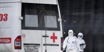 روسيا تسجل 59 وفاة جديدة بفيروس كورونا