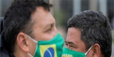 كورونا يتوغل في البرازيل