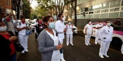 المكسيك تسجل 2999 إصابة جديدة بفيروس كورونا