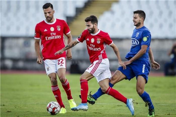 بورتيمونينسي يفرض التعادل على بنفيكا ويحرمه من الانفراد بصدارة الدوري البرتغالي
