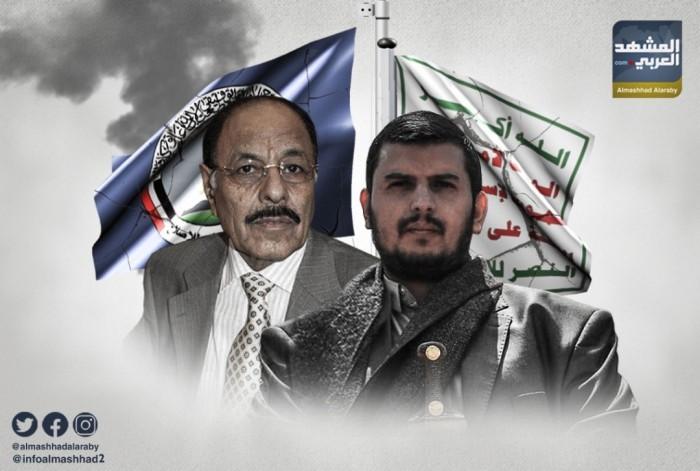 تحالف الأشرار.. الحوثي يساند الإخوان في العدوان على الجنوب